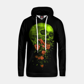 Thumbnail image of Vomit Cotton hoodie, Live Heroes