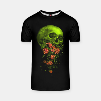 Thumbnail image of Vomit T-shirt, Live Heroes