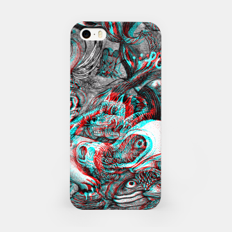 Miniaturka anaglyph 3D join 3puck iPhone Case, Live Heroes