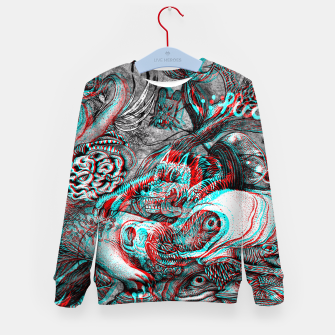 Miniaturka anaglyph 3D join 3puck Kid's sweater, Live Heroes