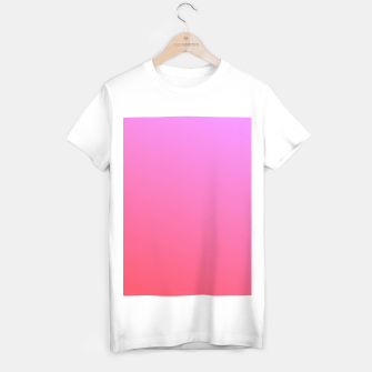 Thumbnail image of Pink to Rose Ambient T-shirt regular, Live Heroes