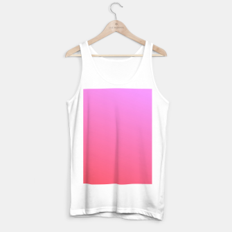 Miniatur Pink to Rose Ambient Tank Top regular, Live Heroes