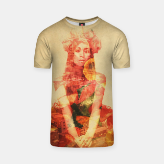 Thumbnail image of Collage CIV T-shirt, Live Heroes