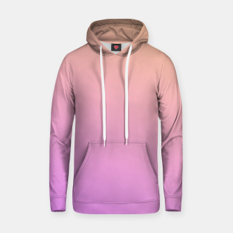 Thumbnail image of Nude to Pink Ambient Cotton hoodie, Live Heroes