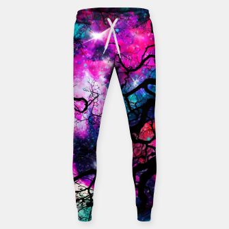 Thumbnail image of Starfield Tree Cotton sweatpants, Live Heroes