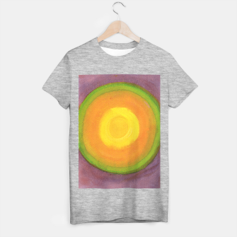 Thumbnail image of Sun above purple Sky  T-shirt regular, Live Heroes