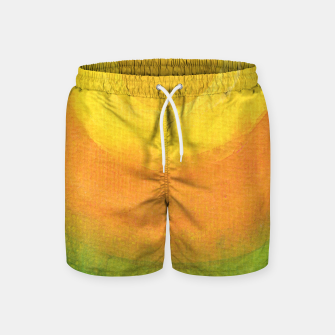 Miniatur Sun above purple Sky  Swim Shorts, Live Heroes