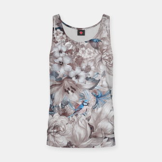Miniatur flowers #flowers #fashion  Tank Top, Live Heroes