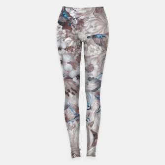 Thumbnail image of flowers #flowers #fashion  Legginsy, Live Heroes
