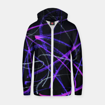 Thumbnail image of Delicate Destruction - Handstyles and Modern Graffiti Art  Zip up hoodie, Live Heroes