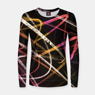 Thumbnail image of Hot Mess - Handstyles and Modern Graffiti Art  Women sweater, Live Heroes