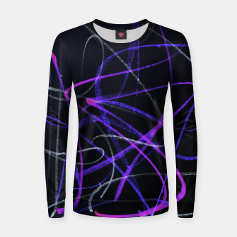 Thumbnail image of Delicate Destruction - Handstyles and Modern Graffiti Art  Women sweater, Live Heroes