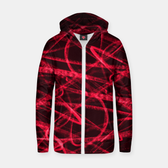 Thumbnail image of Red Rampage - Handstyles and Modern Graffiti Art  Zip up hoodie, Live Heroes