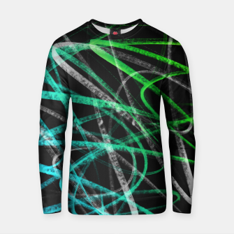Thumbnail image of Wild Style - Handstyles and Modern Graffiti Art  Unisex sweater, Live Heroes