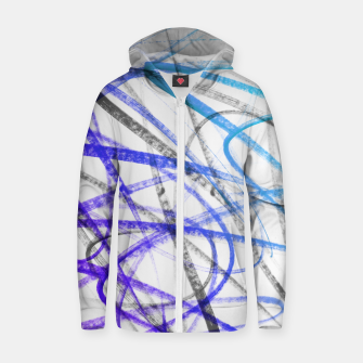 Thumbnail image of Cool Expressions - Handstyles and Modern Graffiti Art  Zip up hoodie, Live Heroes