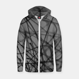 Thumbnail image of Moody - Handstyles and Modern Graffiti Art  Zip up hoodie, Live Heroes