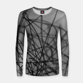 Thumbnail image of Moody - Handstyles and Modern Graffiti Art  Women sweater, Live Heroes
