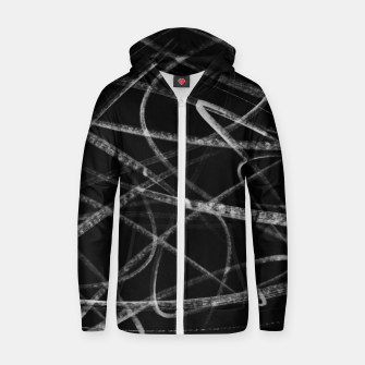 Thumbnail image of Back and Forth - Handstyles and Modern Graffiti Art  Zip up hoodie, Live Heroes