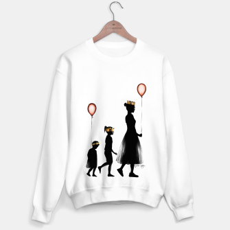 Miniature de image de Growing Sweater regular, Live Heroes