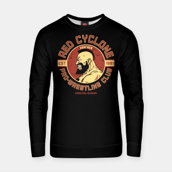 Thumbnail image of Pro-Wrestling Club Cotton sweater, Live Heroes
