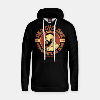 Thumbnail image of Pro-Wrestling Club Cotton hoodie, Live Heroes