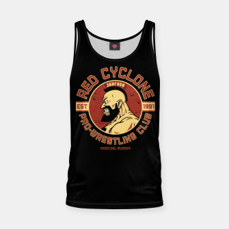 Thumbnail image of Pro-Wrestling Club Tank Top, Live Heroes
