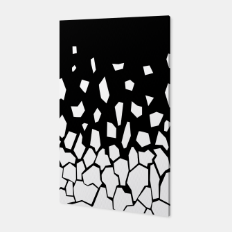 Thumbnail image of White Fragments Canvas, Live Heroes