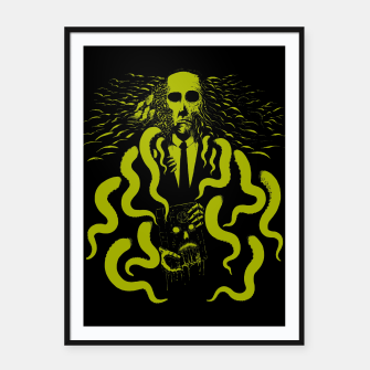 Miniatur The Horror Within Framed poster, Live Heroes