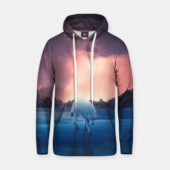 Thumbnail image of Territory Cotton hoodie, Live Heroes