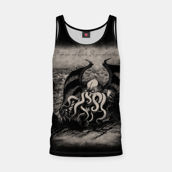Miniatur Rise Great Old One Tank Top, Live Heroes