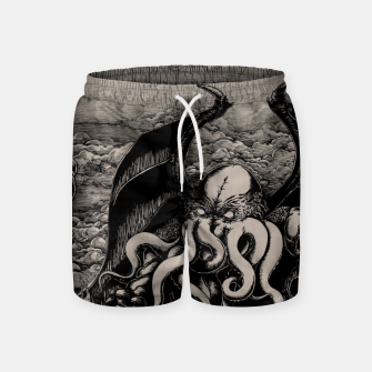Miniatur Rise Great Old One Swim Shorts, Live Heroes