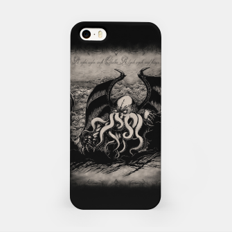 Miniatur Rise Great Old One iPhone Case, Live Heroes