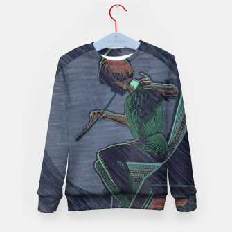 Thumbnail image of Lost Boys Kid's sweater, Live Heroes