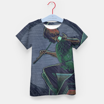 Thumbnail image of Lost Boys Kid's t-shirt, Live Heroes
