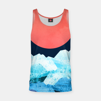 Miniaturka A cold spring's sea Tank Top, Live Heroes