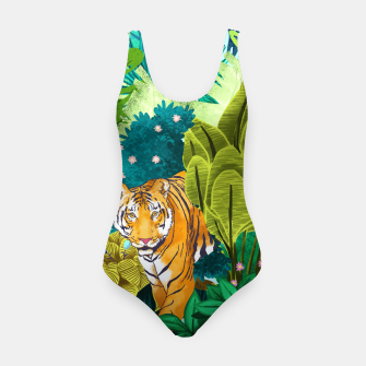 Thumbnail image of Jungle Tiger Swimsuit, Live Heroes