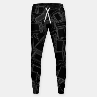 Thumbnail image of Book Lover, Do Not Disturb Cotton sweatpants, Live Heroes