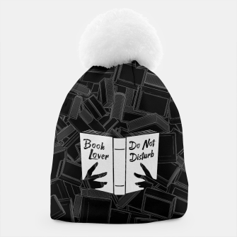 Book Lover, Do Not Disturb Beanie thumbnail image