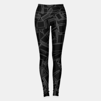 Book Lover, Do Not Disturb Leggings thumbnail image