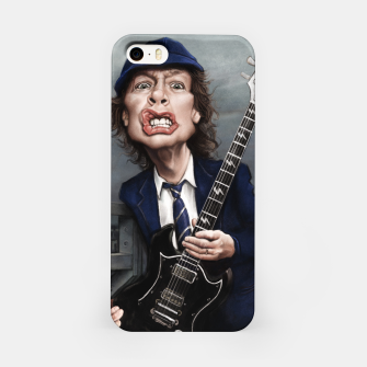 Thumbnail image of Angus Young iPhone Case, Live Heroes