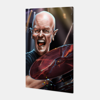 Thumbnail image of Chris Slade Canvas, Live Heroes