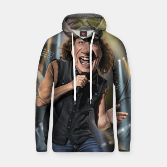 Thumbnail image of Brian Johnson Cotton hoodie, Live Heroes