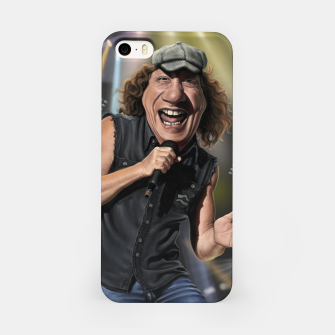 Thumbnail image of Brian Johnson iPhone Case, Live Heroes