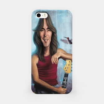 Thumbnail image of Cliff Williams iPhone Case, Live Heroes