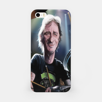 Thumbnail image of Phil Rudd iPhone Case, Live Heroes