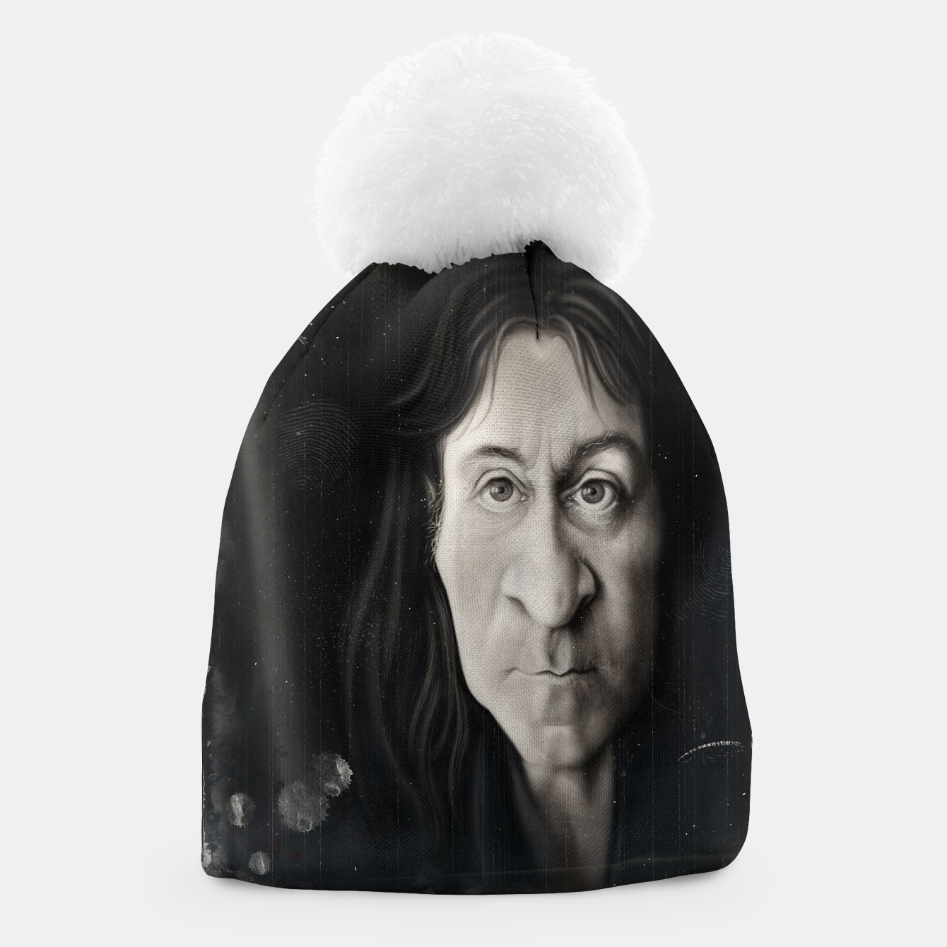 Image of Simon Wright Beanie - Live Heroes