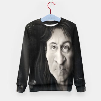 Thumbnail image of Simon Wright Kid's sweater, Live Heroes
