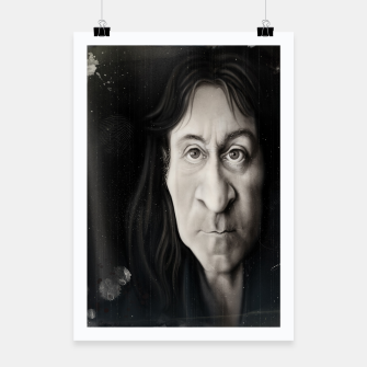 Thumbnail image of Simon Wright Poster, Live Heroes