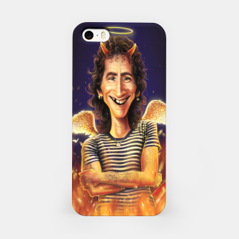 Thumbnail image of Bon Scott iPhone Case, Live Heroes