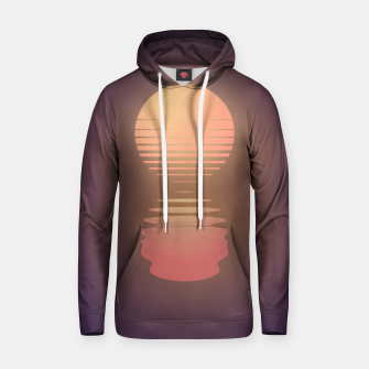 Thumbnail image of The Suns of Time - Retrowave Cotton hoodie, Live Heroes